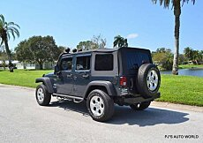 2007 Jeep Wrangler 2WD Unlimited X for sale 100910288