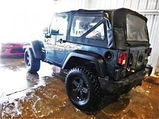 2007 Jeep Wrangler 4WD X for sale 100942814