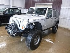 2007 Jeep Wrangler 4WD Unlimited Rubicon for sale 100952829