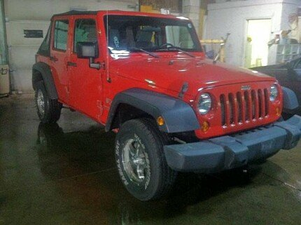 2007 Jeep Wrangler 4WD Unlimited X for sale 100976164