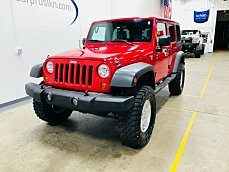 2007 Jeep Wrangler 4WD Unlimited X for sale 100996848