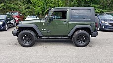 2007 Jeep Wrangler 4WD X for sale 101010223