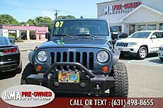 2007 Jeep Wrangler 4WD X for sale 101014415