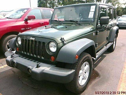2007 Jeep Wrangler 4WD Unlimited X for sale 101023679
