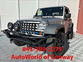 2007 Jeep Wrangler 4WD X for sale 101036139