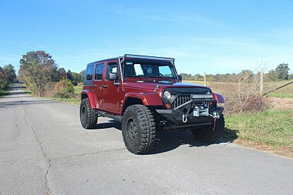2007 Jeep Wrangler 4WD Unlimited Sahara for sale 101050816