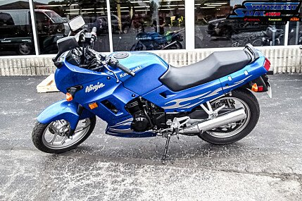 2007 Kawasaki Ninja 250R for sale 200618264