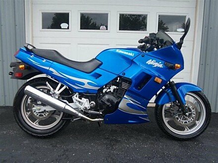 2007 Kawasaki Ninja 250r Motorcycles For Sale Motorcycles On