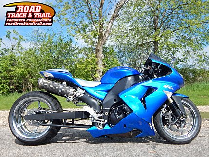 2007 Kawasaki Ninja ZX-10R for sale 200603758