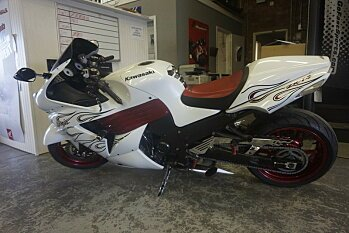 2007 Kawasaki Ninja ZX-14 for sale 200553663