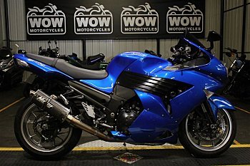 2007 Kawasaki Ninja ZX-14 for sale 200605338