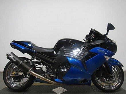 2007 Kawasaki Ninja ZX-14 Motorcycles for Sale - Motorcycles on ...