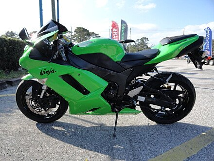 2007 Kawasaki Ninja ZX-6R Motorcycles for Sale - Motorcycles on ...