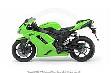 2007 Kawasaki Ninja ZX-6R for sale 200482253