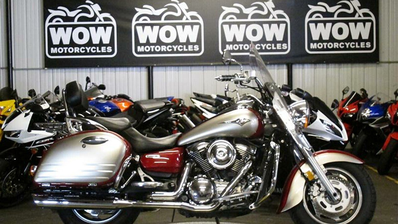 2007 Kawasaki Vulcan 1600 for sale 200451122
