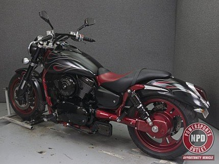 2007 Kawasaki Vulcan 1600 for sale 200604606