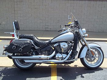2007 Kawasaki Vulcan 900 for sale 200426988