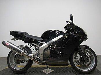 2007 Kawasaki ZZR600 for sale 200516985