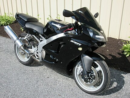 2007 Kawasaki ZZR600 for sale 200593007