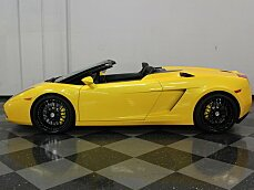 2007 Lamborghini Gallardo Spyder for sale 100754176