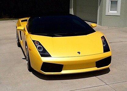 2007 Lamborghini Gallardo Spyder for sale 100781381