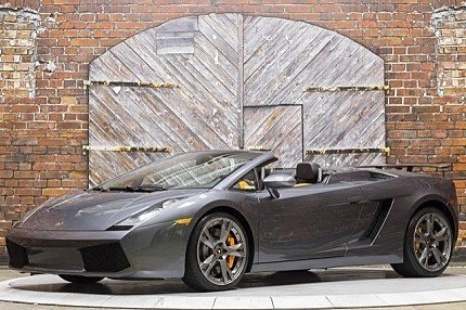 2007 Lamborghini Gallardo Spyder for sale 100794087