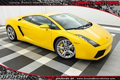 2007 Lamborghini Gallardo for sale 100861122
