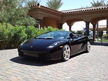2007 Lamborghini Gallardo for sale 100827410