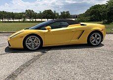 2007 Lamborghini Gallardo Spyder for sale 100993079