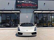 2007 Lamborghini Gallardo Spyder for sale 101011376