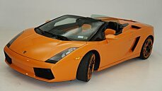 2007 Lamborghini Gallardo Spyder for sale 101021518