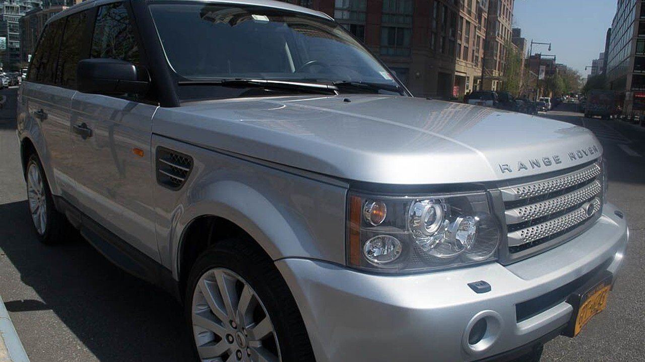 2007 land rover range rover sport supercharged for sale near long island city new york 11101. Black Bedroom Furniture Sets. Home Design Ideas