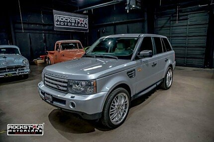 2007 Land Rover Range Rover Sport Supercharged for sale 100867171