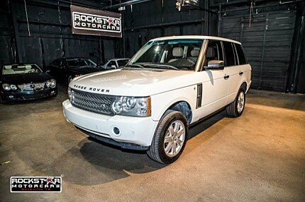 2007 Land Rover Range Rover HSE for sale 100813258