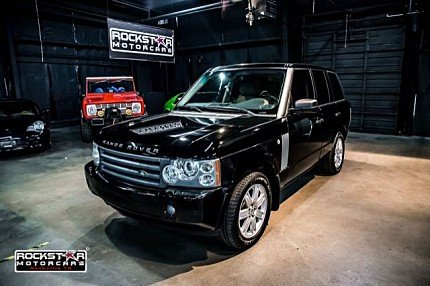 2007 Land Rover Range Rover HSE for sale 100864156