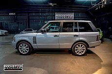 2007 Land Rover Range Rover Supercharged for sale 100859349