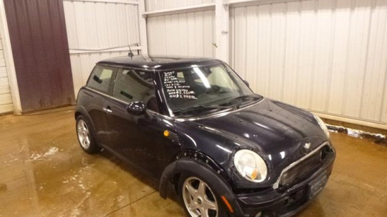 2007 MINI Cooper Hardtop for sale 100982837