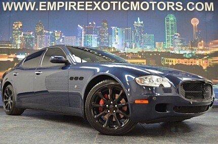 2007 Maserati Quattroporte for sale 100737139