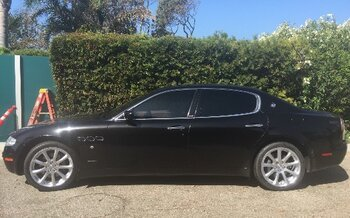 2007 Maserati Quattroporte for sale 100777375
