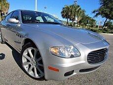 2007 Maserati Quattroporte for sale 100797384