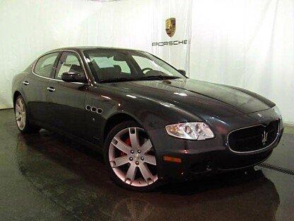 2007 Maserati Quattroporte for sale 100830589