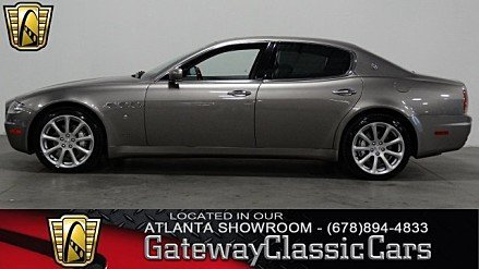 2007 Maserati Quattroporte for sale 100846101