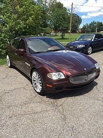 2007 Maserati Quattroporte for sale 100797482