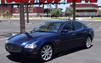 2007 Maserati Quattroporte for sale 100879924