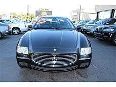 2007 Maserati Quattroporte for sale 100889330