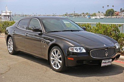 2007 Maserati Quattroporte for sale 100893216