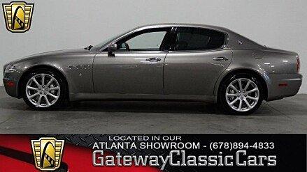 2007 Maserati Quattroporte for sale 100920967