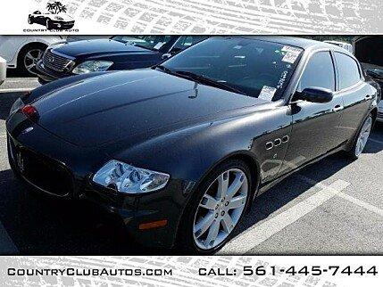 2007 Maserati Quattroporte for sale 100930195