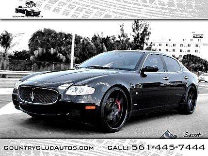 2007 Maserati Quattroporte for sale 100962433