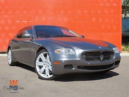 2007 Maserati Quattroporte for sale 100976636
